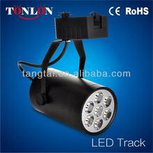 15w 3phases ce 20w led track light cob