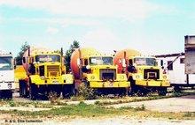 Second handed trucks