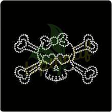 Skull 2013 Glitter Vinly Price Of Rock Crystal Stone Custom Designs