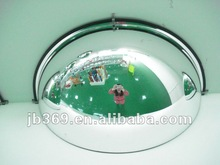 Convexo parede espelho esférico