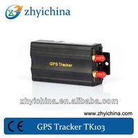 yahoo.com highest cost-effective geo tracker TK-103 for vehicle