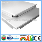 building materials price aluminum ceiling tile for home decoration