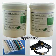 Silicone heat-set adhesive silicone glue car adhesive glue