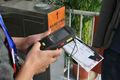 Windows CE 6.0 de Control de acceso RFID lector de tarjetas, Sdk gratuito