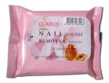 Clarus Nail Polish Remover Wipes