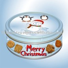 iCute Gift ~ Merry Christmas Cartoon Cookie : Snowed in Penguin