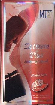 Zotreem plus slimming capsule