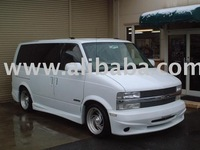 Chevrolet Astro Van LHD Used Japanese Cars