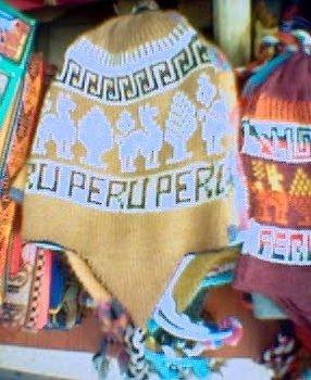 CHULLOS PERUANOS PERUVIAN ALPACA HATS