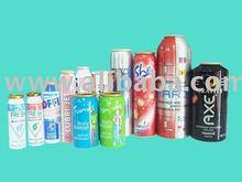 Aluminum Monobloc Aerosol Cans