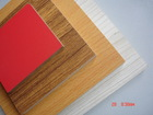 Melamine MDF board