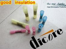 sealing crimp connector/wiring splice lug/heat shrink splice