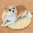 USB warm electrical pet pad animal wooden pet bed electric waterproof pet mat