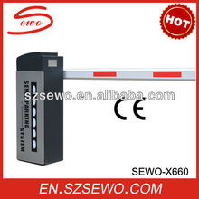 110V to 220V Automation Electronic Parking Boom Barrier Access System