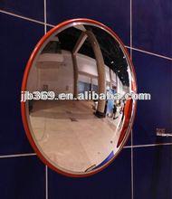 Acrylic plexiglass parabolic convex mirror
