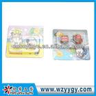 soft rubber dust plugs for cell phones merchandise ear cap