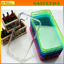 Wholesale Transparent Clear Crystal tpu Case For iPhone 5 5G