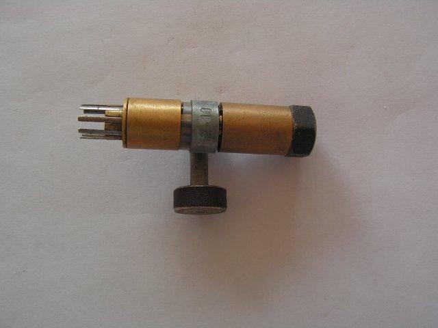 herramienta que abre universal para las cerraduras redondas