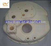 cnc parts manufacturer material polypropylene product