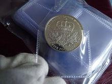 Plastic transparent Coin Storage box/case/bag/envelope/flip made of PP/PVC/PET/ soft vinyl / Mylar