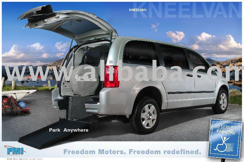 NEW Dodge Caravan Handicap Wheelchair Mobility Van Accessible