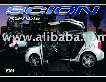 NEW Scion Handicap Wheelchair Mobility Van SUV Accessible Vehicle
