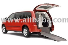 NEW Chrysler Town & Country Handicap Wheelchair Mobility Van Accessible Vehicle