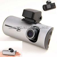 Full HD 1080P H.264 Car Camera DVR GPS Logger G-sensor Black Box Video Recorder