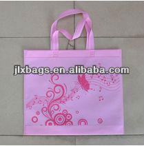 cheap promotion flower reusable shopping bag