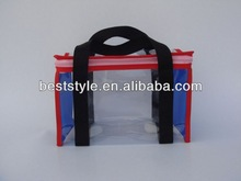 High quality pvc pipe handle bag