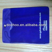 cheap ID card holder pvc material