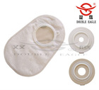 Two pieces Colostomy bag