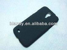 Rubber Matte quicksand plastic Hard back Case Cover for Samsung Galaxy s4 mini i9190