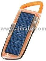 Multiple handheld electronic solar charger, Hybrid 1000
