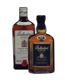 50-Year Old Brandy & Whiskey