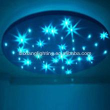 2013 new led silver star lighting for ktv coffee shop