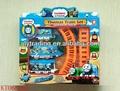 حار بيع رخيصة الاطفال b/ o لعبة سكة القطار توماس القطار الكهربائي