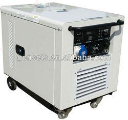 10kw/10kva GX 690 HONDA two cylinder silent portable Gasoline/petrol/Gas Generator price