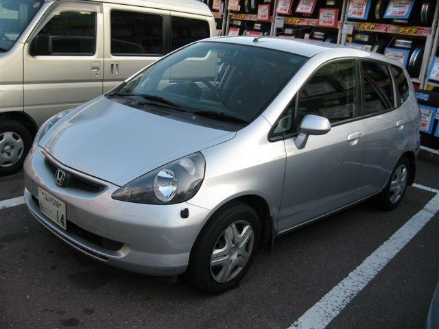 Хонда фит 2001 фото