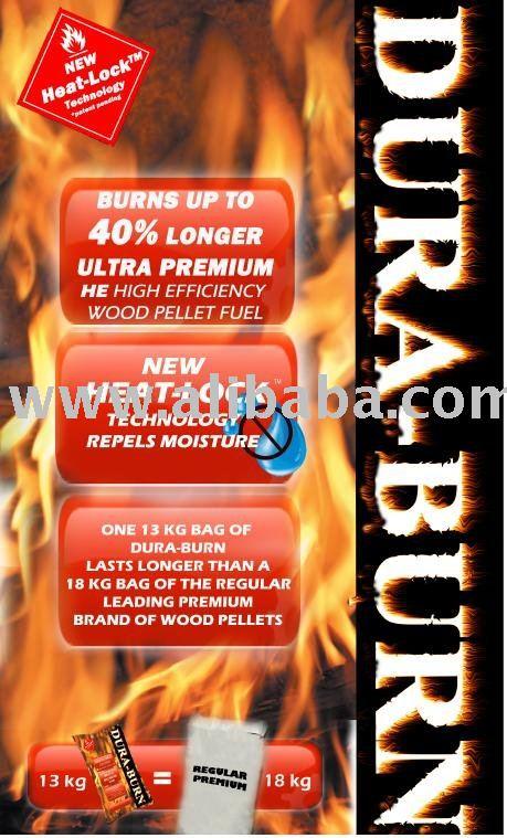 Dura-Burn HE Wood Pellets