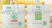 bio-degradable diposable corn starch bag