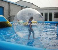 2m ball plastic walk in plastic bubble ball