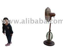 "18"" Tahitian-Breeze Pedestal Misting Fan"