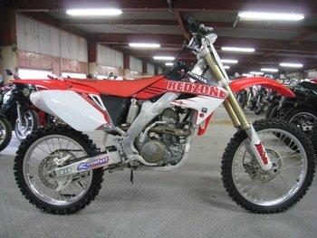 Honda CRF250R used motorcycle