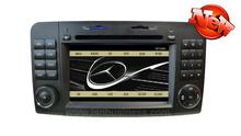 LSQSTAR Android car radio gps for Benz ML350 with GPS/DVD/BLUE/FA/ATV/SD/USB/IPOD...