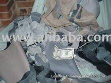 Automotive Scrap Leather