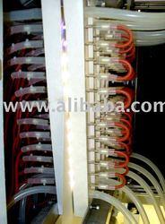 ELECTROSTATIC MICRO CLUSTER PERFORATION cigarette paper