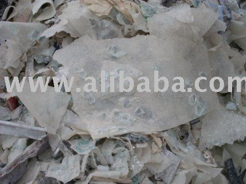 Pvb de ventana de reciclaje