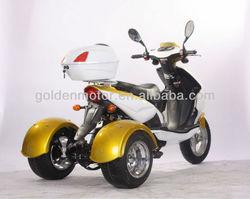 HDT-50S 50cc EPA 3 wheel handicapped motorcycle tricycle three wheel motorcycle rickshaw tricycle