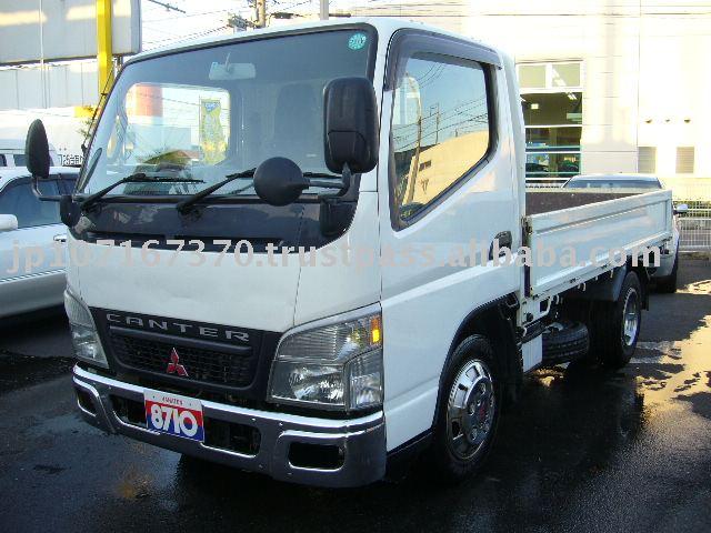 2004 mitsubishi canter pick up rhd japanese used truck. Black Bedroom Furniture Sets. Home Design Ideas